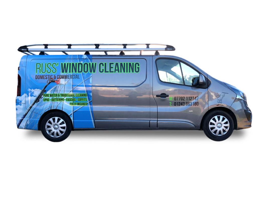 RUSS' WINDOW CLEANING