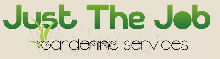 Just The Job Gardening Services Ltd