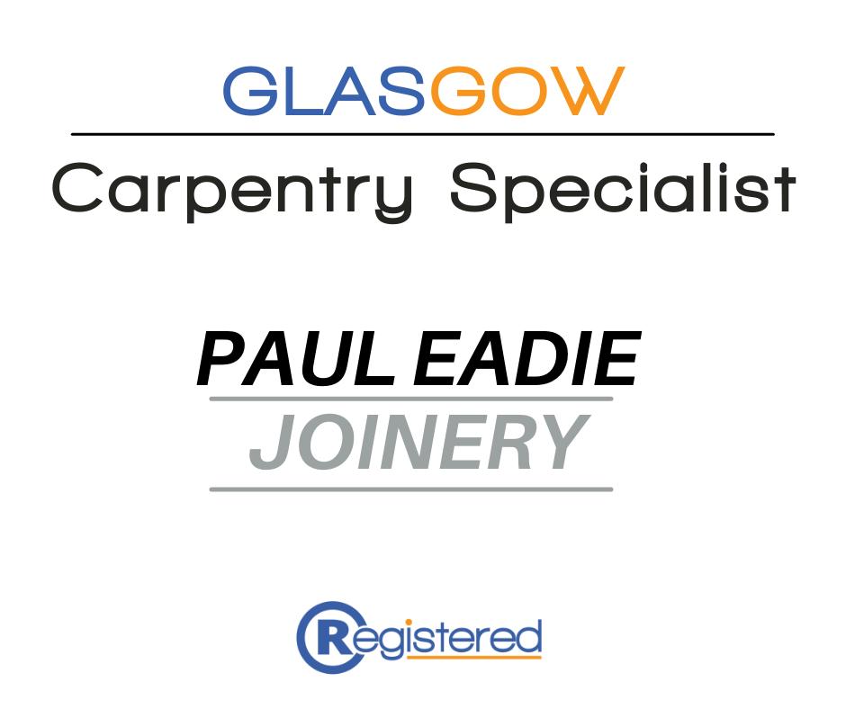 Paul Eadie Joinery