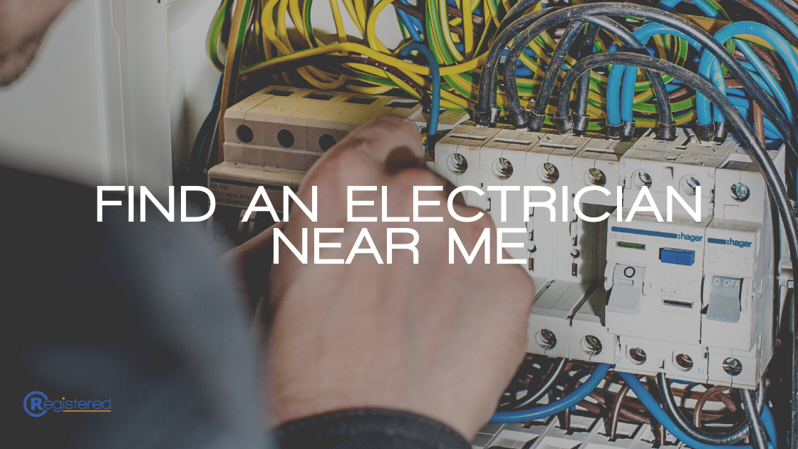 Find An Electrician Near Me